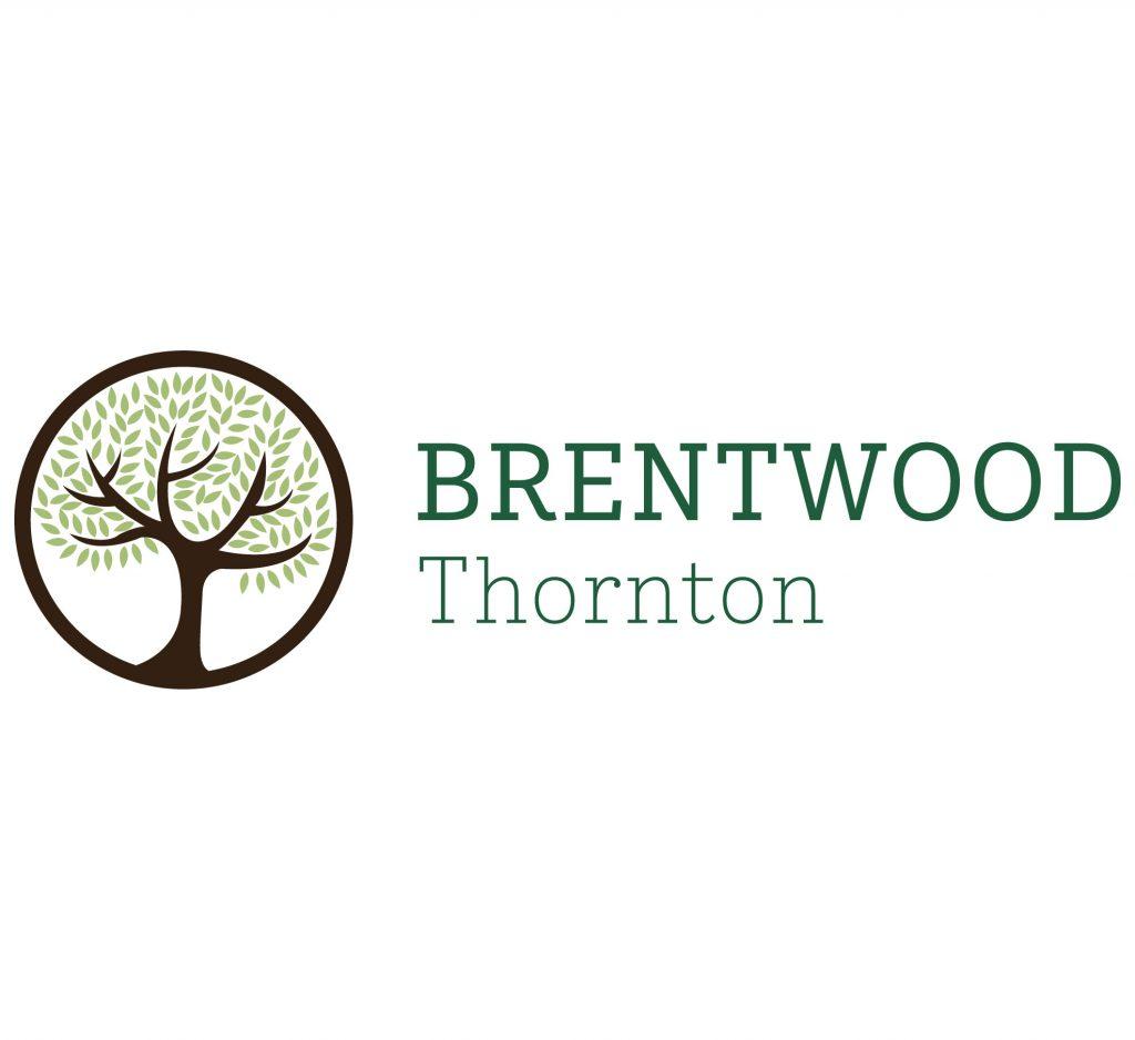 brentwood thornton estate logo