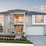Riviera 1 262 display home in Warnervale