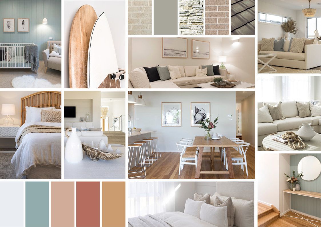 Moodboard imagery_Coastal Scandi