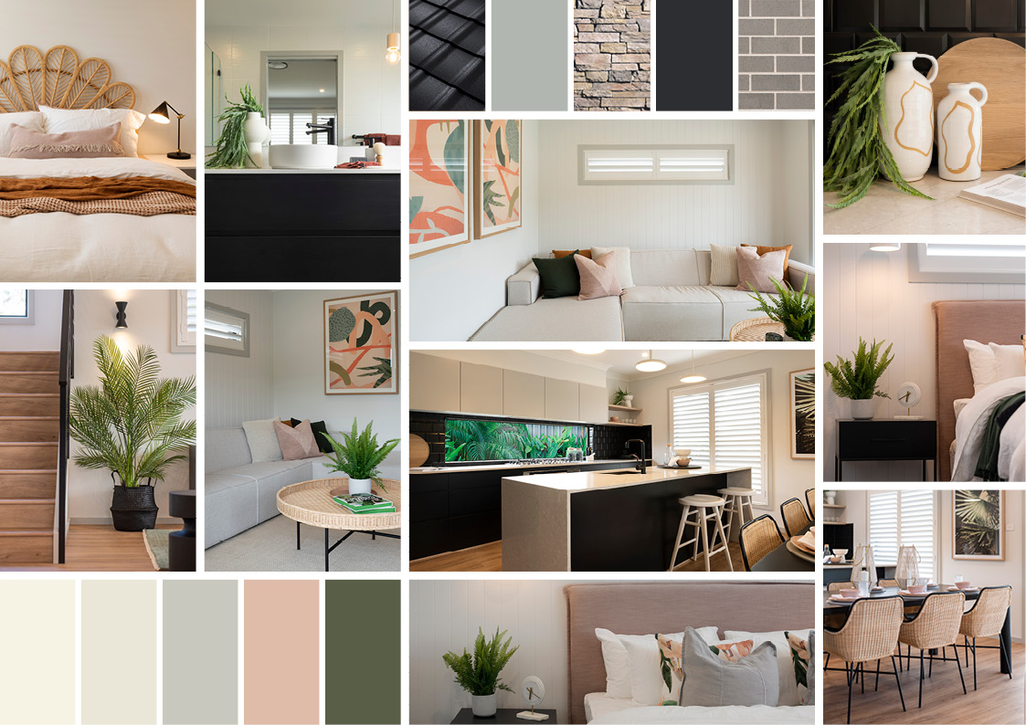 Moodboard imagery_Palm Springs