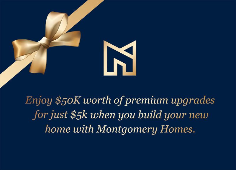 Current Montgomery Homes Promotions