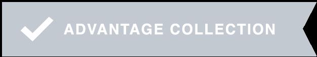 Advantage collection logo