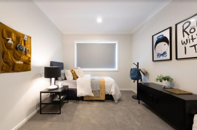 Featured in the Monaco 1 211 display home at Cameron Grove Estate