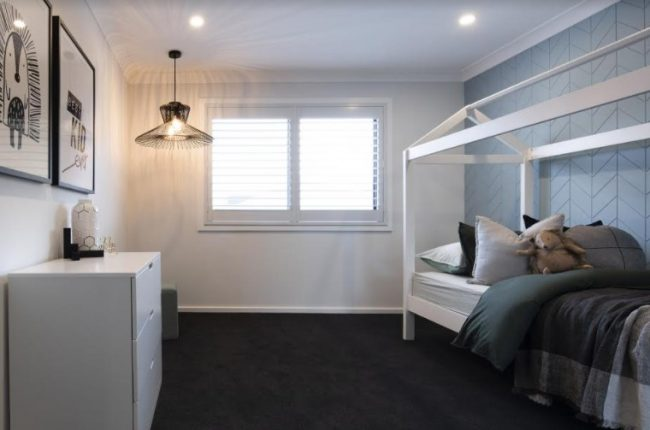 Featured in our San Tropez display home at Box Hill HomeWorld