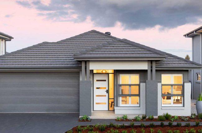 Avalon 206 Level Home Design