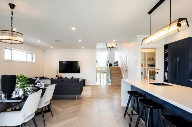 Riviera 1 267 Display Home in Redbank