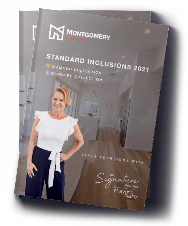 Montgomery Homes Standard Inclusions