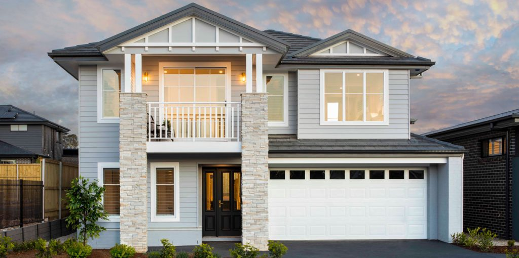 Whitehaven 238 Display Home at Box Hill