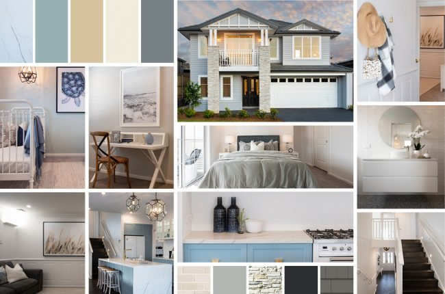 """<u><a href=""""https://www.montgomeryhomes.com.au/inspiration-gallery/"""">Classic Hamptons Mood Boardl </a></u>"""