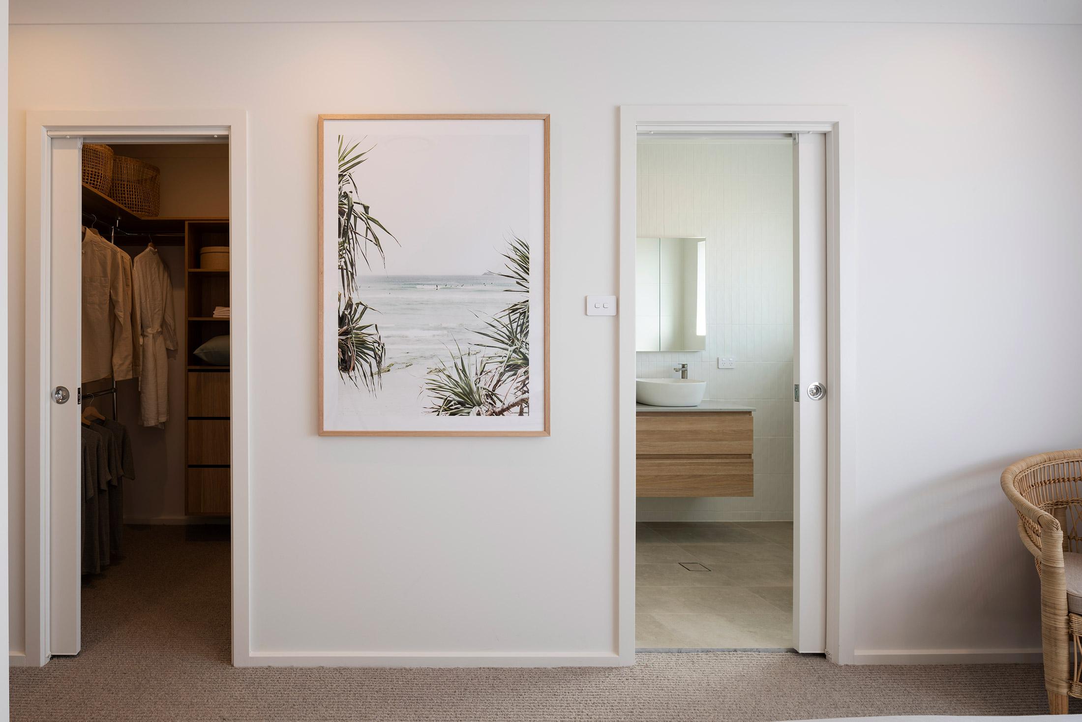 Bondi master bedroom