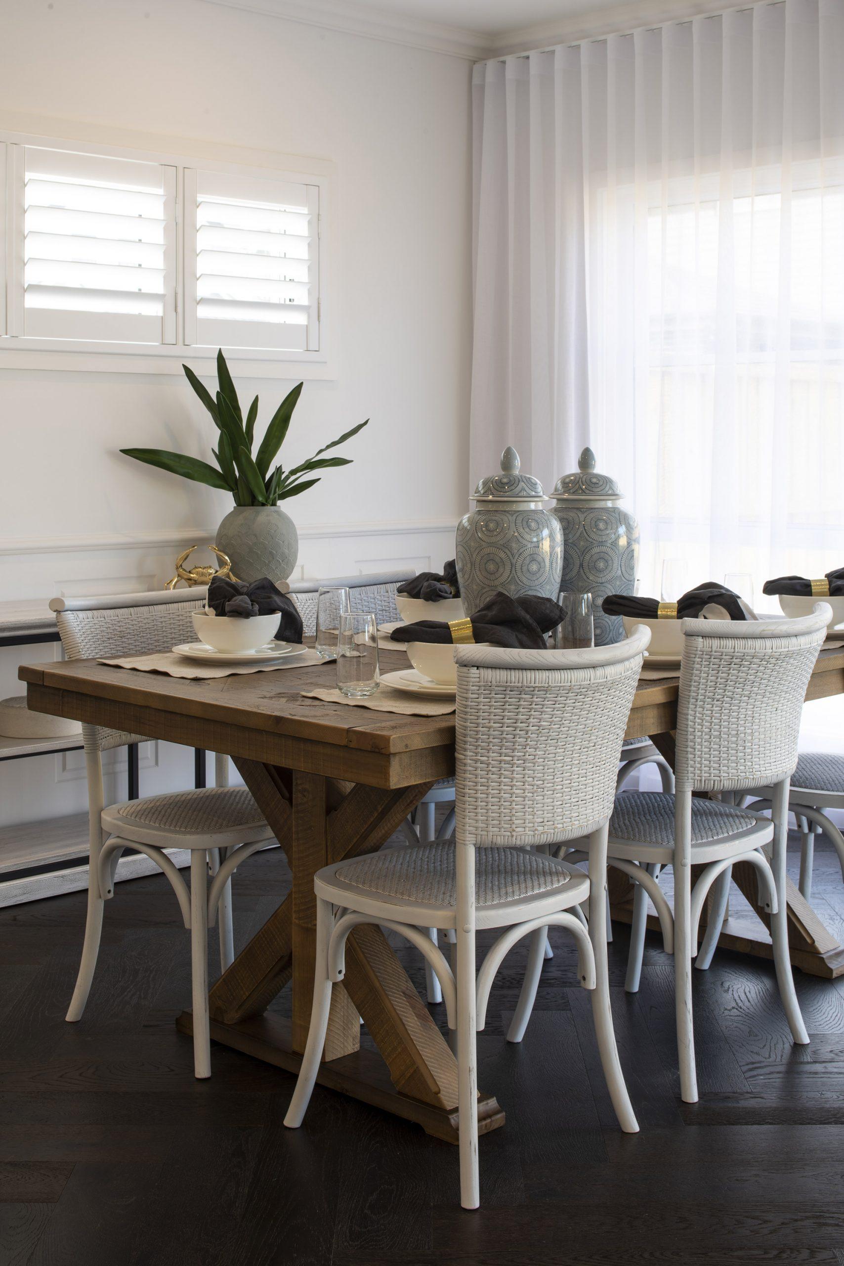 Whitehaven dining room