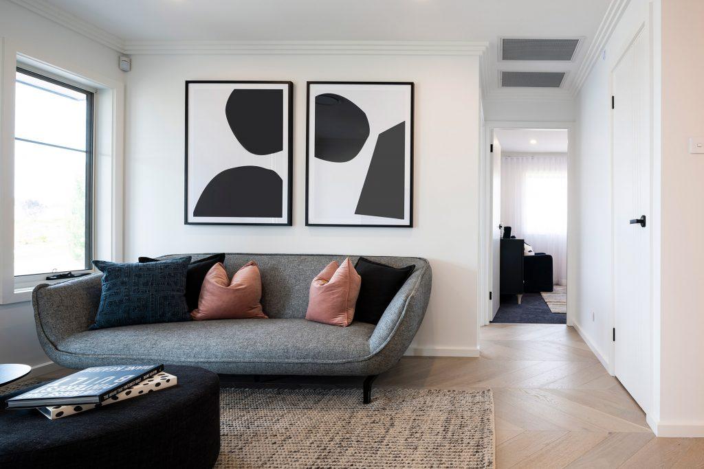 Riviera modern rumpus room