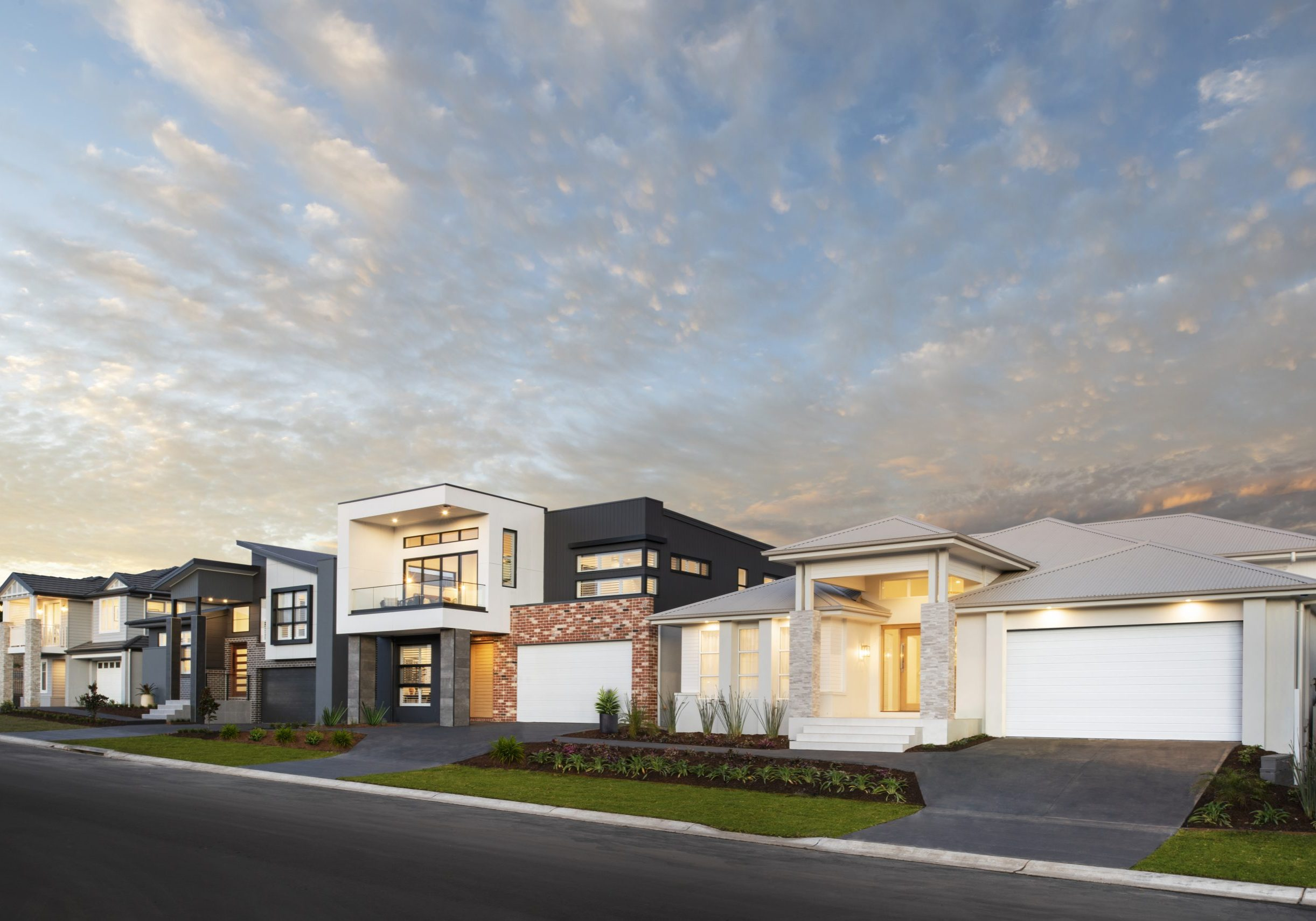 display homes at homeworld box hill